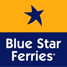 BLUE STAR FERRIES Fleet Live Map