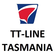 TT-LINE Tasmania Fleet Live Map